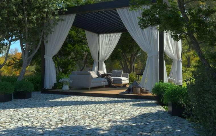 Prywatne strefy relaksu od polskich designerów