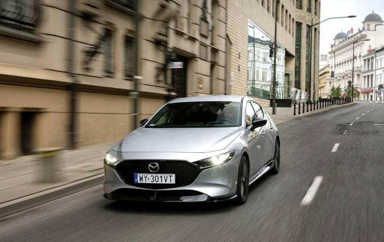 Mazda 3, czyli prawdziwie alternatywny napęd [RECENZJA]