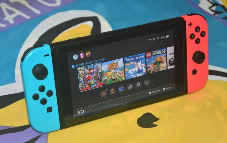 Nintendo Switch sprzedaje się świetnie. Nawet pomimo pandemii
