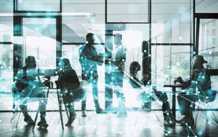 Firmywciąż ignorują wdrażanie technologii do biur