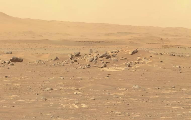 Film z Marsa w 4K. Zdjęcia wykonał łazik Perseverance