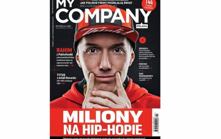 Marcowy numer My Company Polska już w sprzedaży