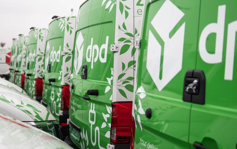DPD inwestuje w auta elektryczne. Do floty dołączy 50 pojazdów