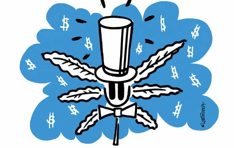 Marihuana: gorący temat inwestycyjny