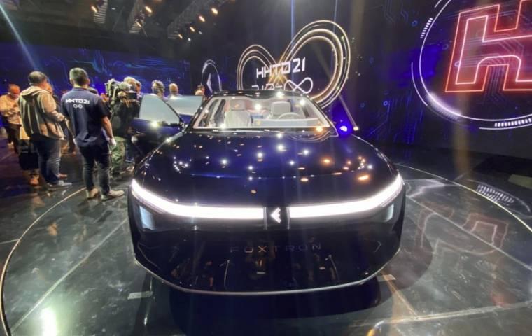 Foxconn będzie produkować samochody elektryczne