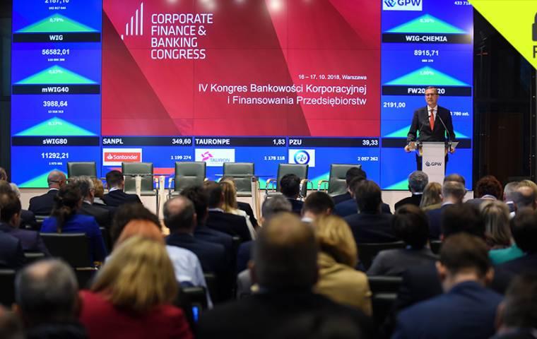 Bankowcy dyskutowali o wspieraniu spółek