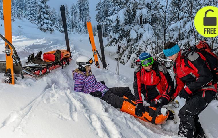 Jedziesz na narty – ubezpiecz się