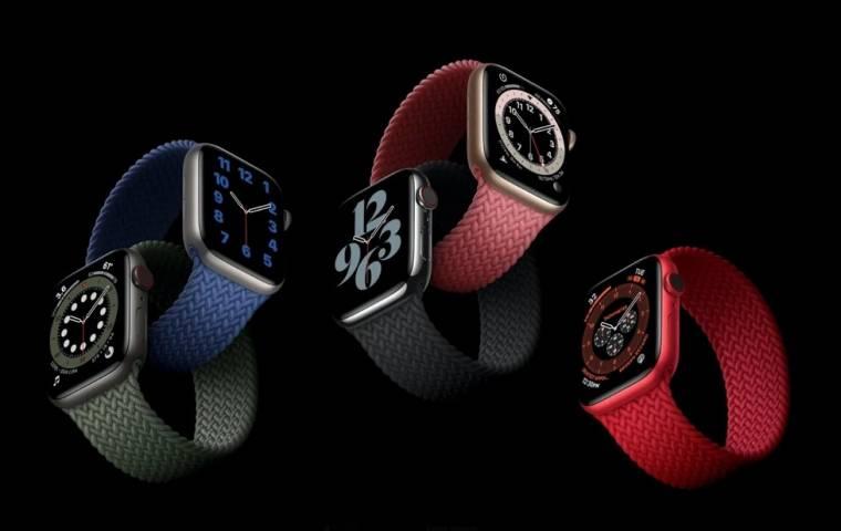 Apple Watch Series 6 oficjalnie zaprezentowany. Ceny zaczynają się od 1899 złotych