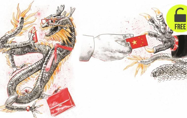 Chińska ceremonia