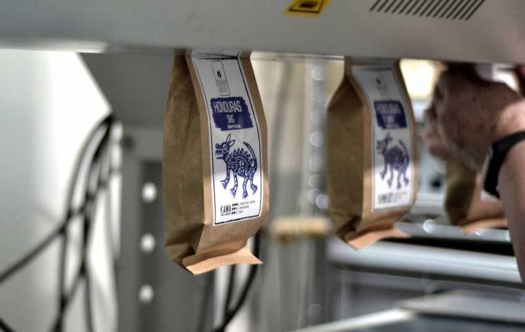 Wrocławska palarnia kawy chce podbić świat. Blueberry Roasters realizuje projekt za 2 mln zł