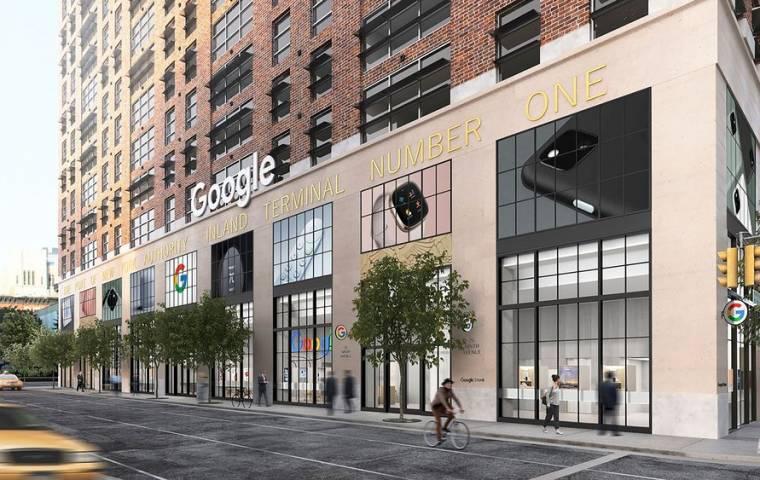 Google otwiera pierwszy stacjonarny sklep. Będzie można testować urządzenia i usługi