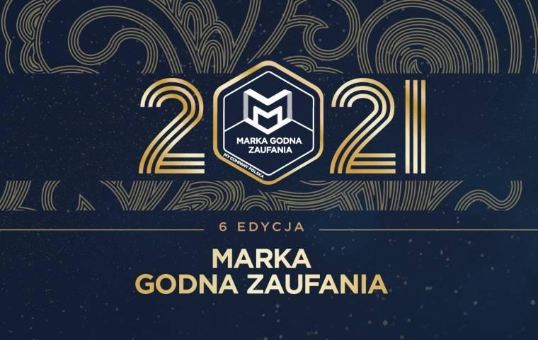 Marka Godna Zaufania 2021. Gala wręczenia statuetek [WIDEO]