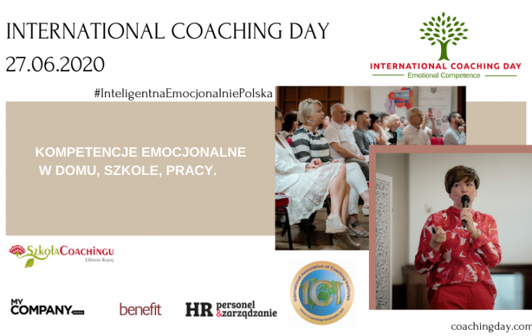 III konferencja Coachingu – International Coaching Day 2020 - Online