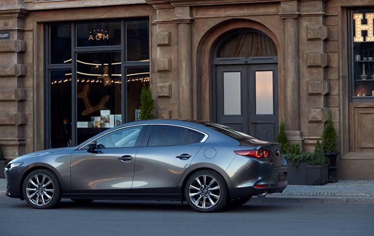 Mazda3. Przedmiot powszechnego pożądania