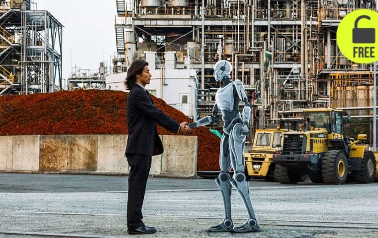 Jak będziemy pracować w przyszłości