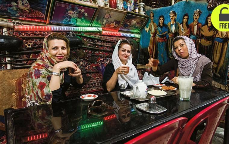 Iran, jakiego nie znacie