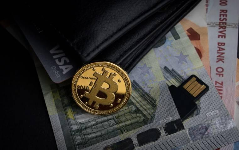 Bitcoin spada poniżej 30 000 dol. po raz pierwszy w tym miesiącu