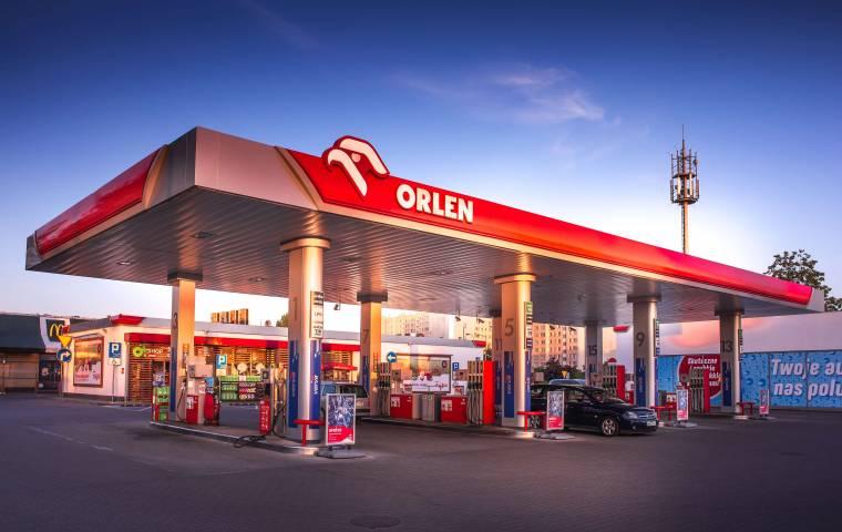 Orlen najpopularniejszą stacją benzynową w Polsce