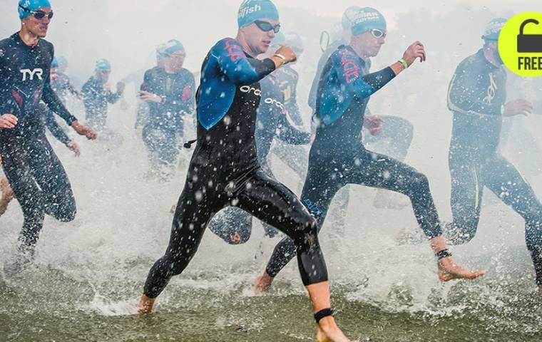 Triathlon jak MBA