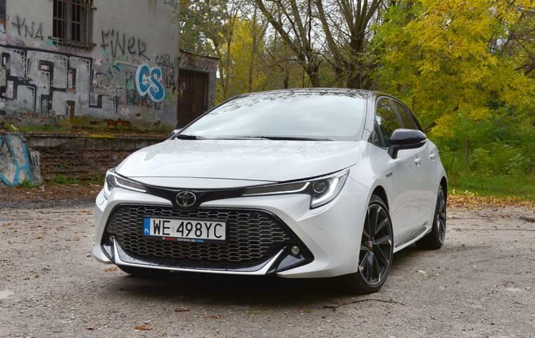 Ekologiczna i sportowa, czyli Toyota Corolla GR Sport