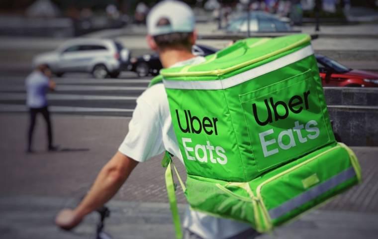 Uber Eats. Wielkie budżety i świetny marketing, a ciągle na stracie