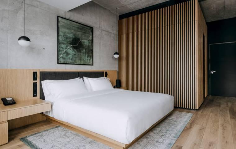 Warszawski hotel Roberta De Niro oficjalnie otwarty