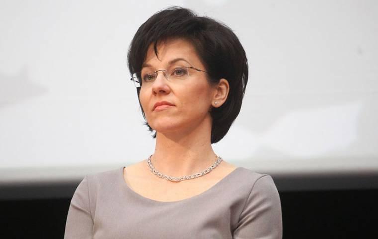 Małgorzata Zaleska powołana na prezesa zarządu GPW