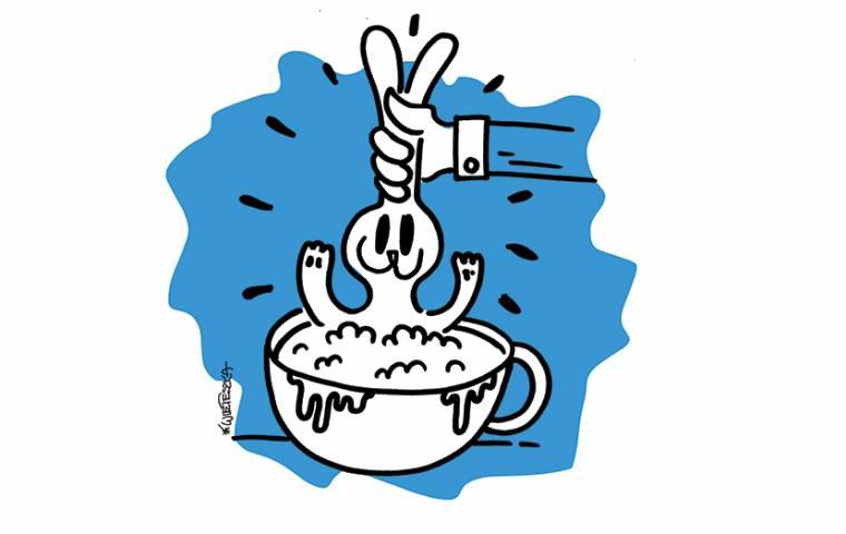 Kawa w sieciówce, a może selfieccino
