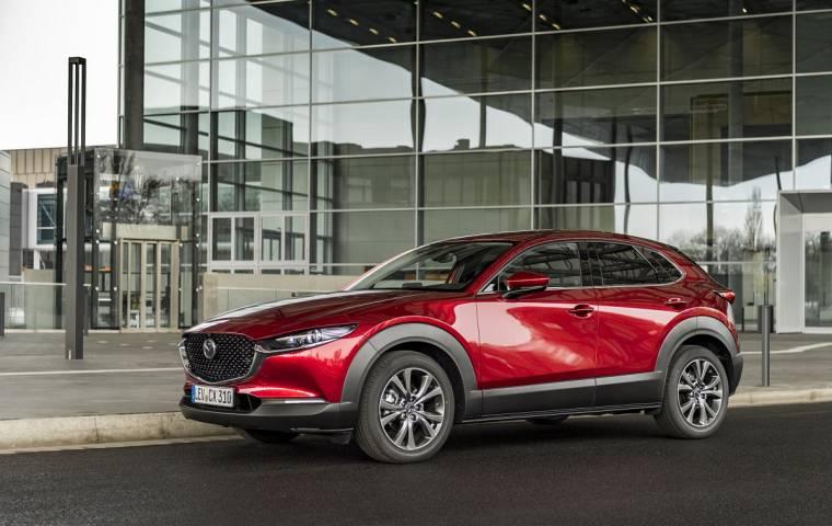 Mazda CX-30, czyli piękny crossover, którego pokochają kierowcy