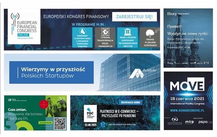 Patronaty My Company Polska. Czerwiec 2021