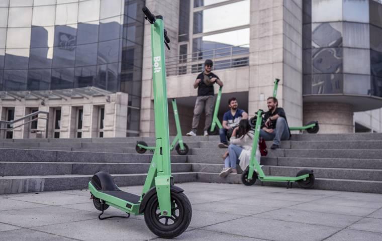 Bolt inwestuje 100 mln euro w elektromobilność. Hulajnogi elektryczne w każdym dużym mieście?