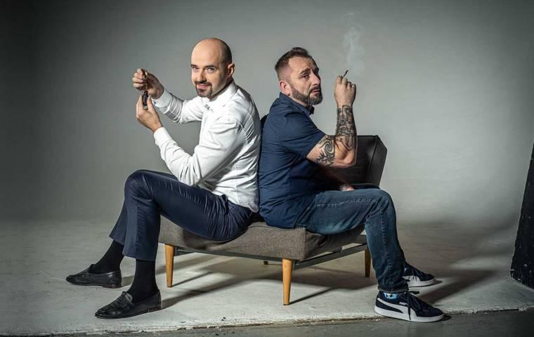 Konopie na biznesowych salonach. Wywiad ze Zbigniewem Pisarskim i Piotrem Liroy-Marcem