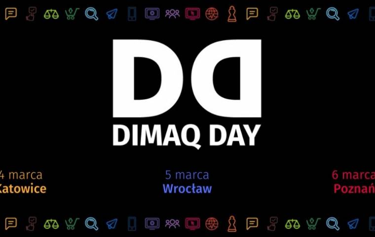 Weź udział w DIMAQ DAY i poszerz kompetencje w obszarze digital marketingu