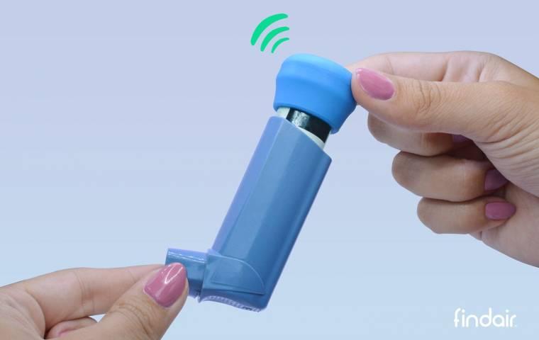 """8 mln zł na leczenie astmy. FindAir rozwija projekt """"inteligentnego inhalatora"""""""