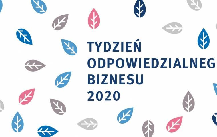 Ruszyła rejestracja na Tydzień Odpowiedzialnego Biznesu 2020