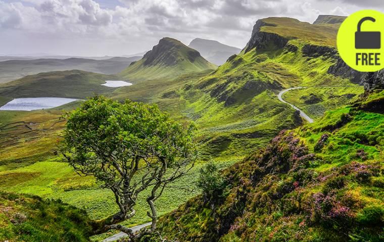 Wyspa Skye: wróżki i gorąca herbata
