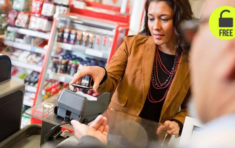 Telefon zamiast karty? Sprzedawco – bądź gotów