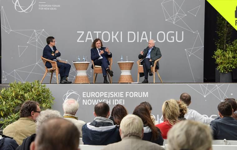 EFNI w Sopocie: Nowy porządek czy nowy globalny bałagan?