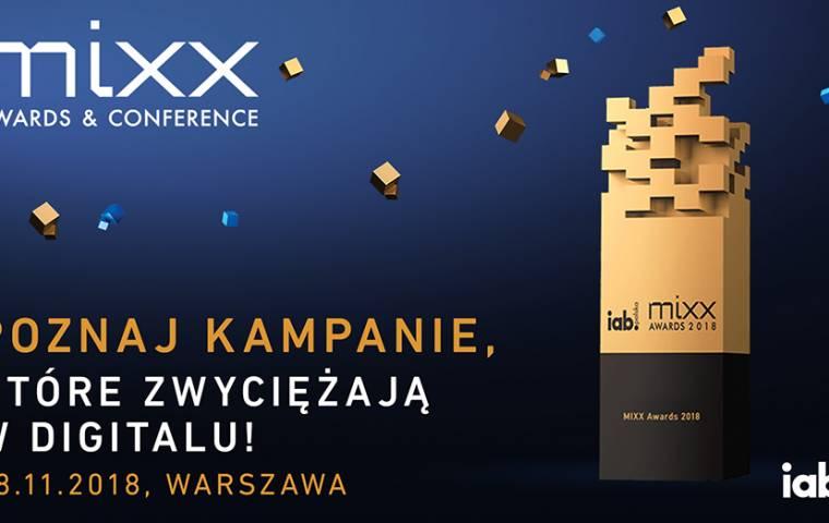 IAB Mixx Awards & Conference już 28 listopada