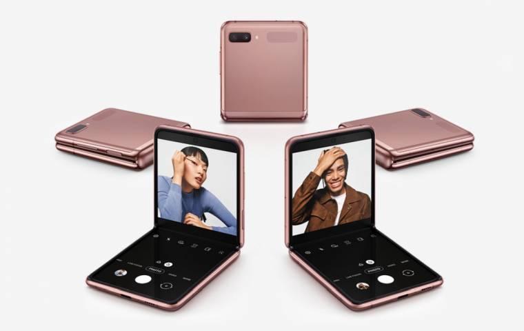 Samsung Galaxy Z Flip 5G już w sprzedaży. Kosztuje prawie 7 tys. złotych