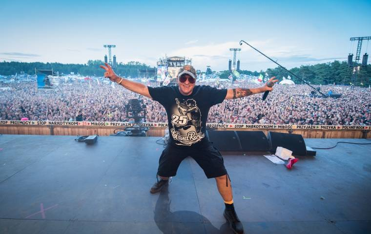 Jurek Owsiak zdradza szczegóły tegorocznego Pol'and'Rock Festival. Ceny, zasady wejścia[TYLKO U NAS]
