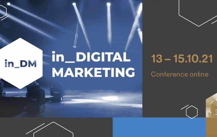 Konferencja In Digital Marketing