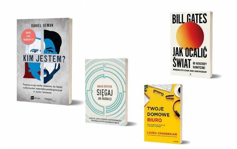 Przegląd najciekawszych książek dla przedsiębiorców