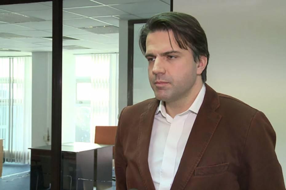 Grzegorz Brona, prezes zarządu Creotech Instruments SA. Fot. NEWSERIA.PL