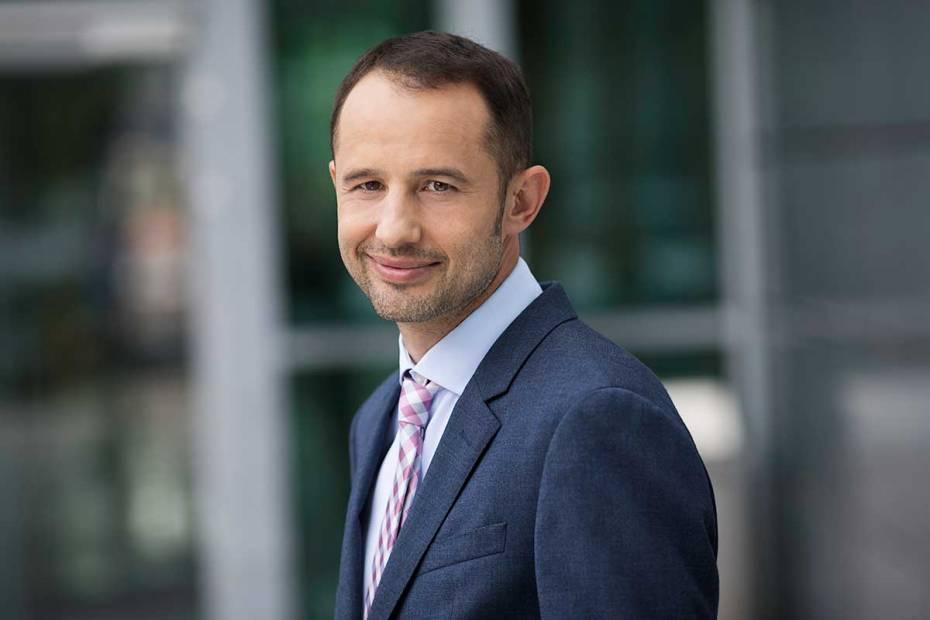 Tomasz Jąder, prezes zarządu Santander Leasing
