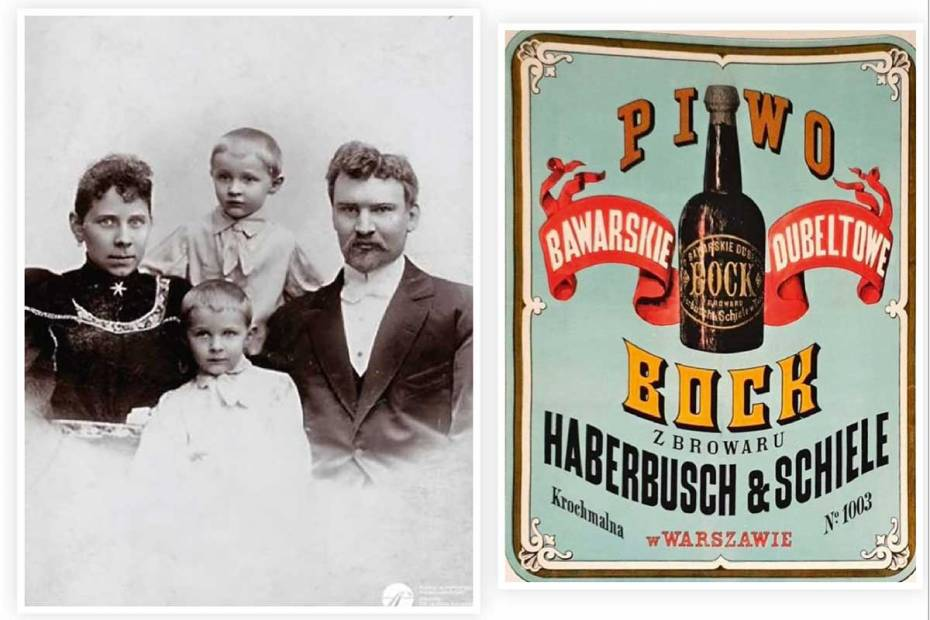 Haberbusch and Schiele
