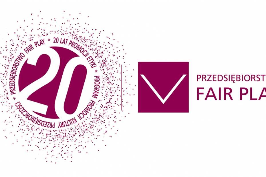 Trwa XX edycja programu Przedsiębiorstwo Fair Play