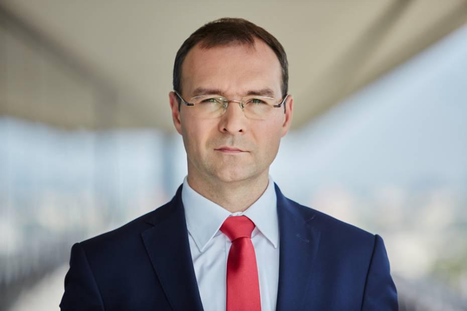 Maciej Ćwikiewicz, prezes PFR Ventures