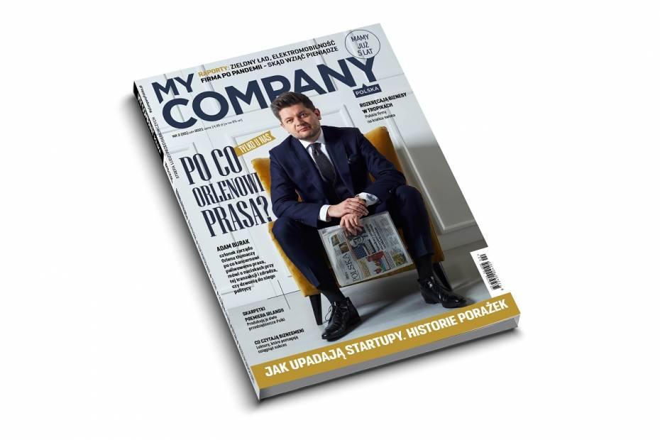 Nowy numer My Company Polska już w sprzedaży