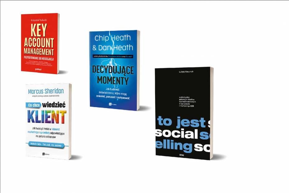 Zrozumieć klienta, czyli polecane książki